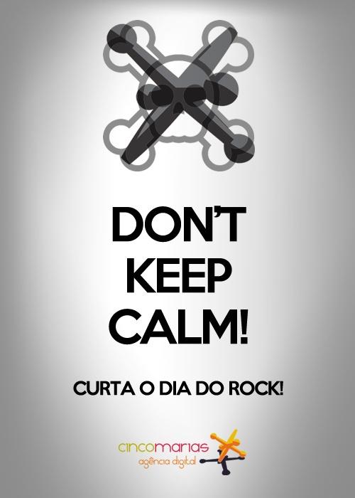 Dia do Rock 2012.