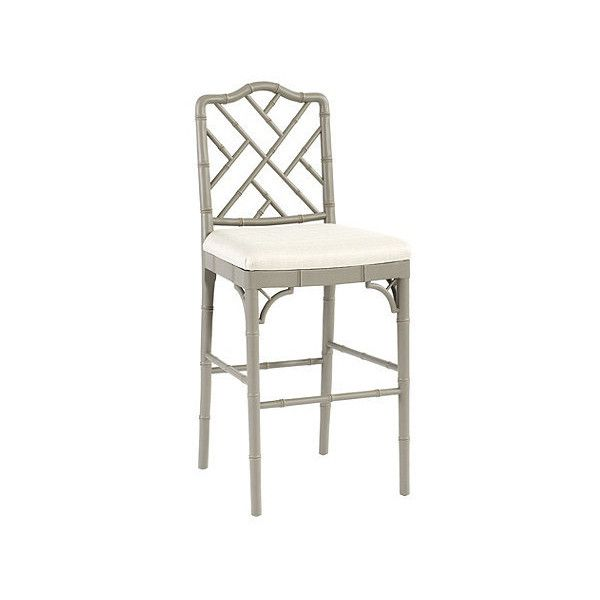Ballard Designs Dayna Counter Stool CAD liked on Polyvore featuring home