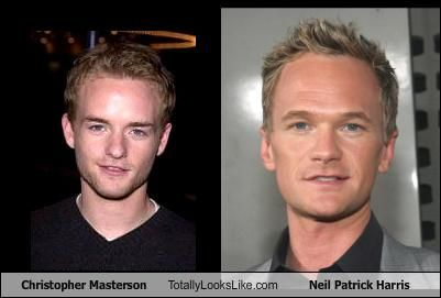 Christopher Masterson and Neil Patrick Harris.