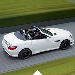 Concurso Dream Car Mercedes-Benz | Experiencias Mercedes. SLK.