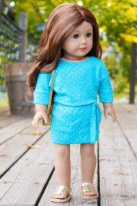 Dolman dress-14