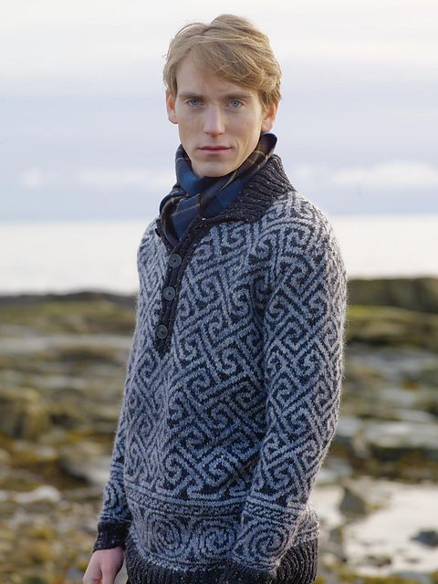 Ravelry: Tiree pattern by Martin Storey