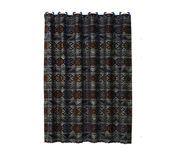 Rio Grande Southwestern Shower Curtain