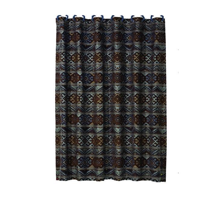 Rio Grande Southwestern Shower Curtain