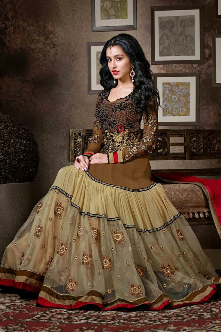 23 Best Shraddha Kapoor Suits Images On Pinterest