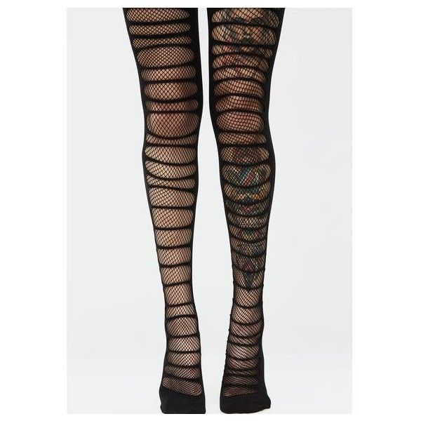 Womens Black Fishnet Stockings ($10) ❤ liked on Polyvore featuring intimates, hosiery, tights, leg avenue hosiery, leg avenue pantyhose, fishnet hosiery, fishnet pantyhose and doll stockings
