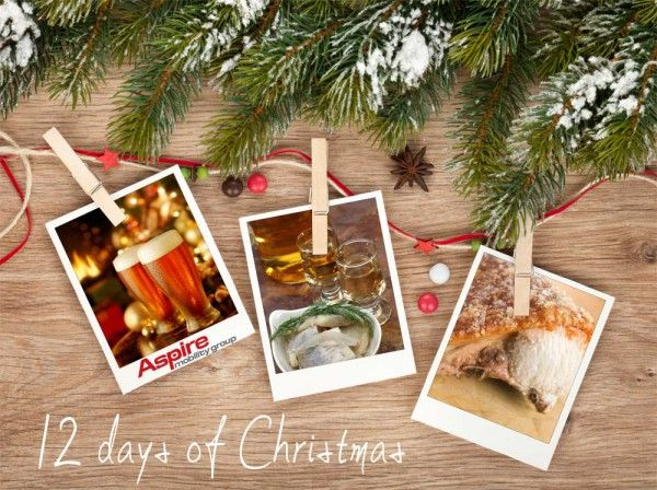 Day 4 Danish Julefrokost recipes and fun!  Aspire Mobility Group
