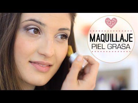 Maquillaje para pieles grasas | Consejos y trucos