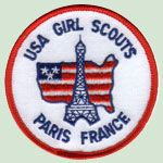 "Check out the Girl Scouts in Paris Patch Program for a great way to visit Paris above and underground! See historical places in France and discover the highlights of our fascinating City of Lights, learn about the lives and adventures of historical French and American female figures, African Americans, and daring aviators; find out how the tremendous effort that we know as ""D-Day"" was planned and carried out, and more!"