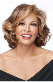Crowd Pleaser by Raquel Welch Wigs - Monofilament Part, Lace Front Wig