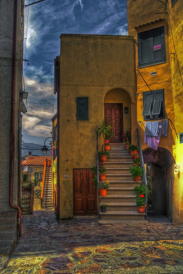 Capoliveri-Tuscany