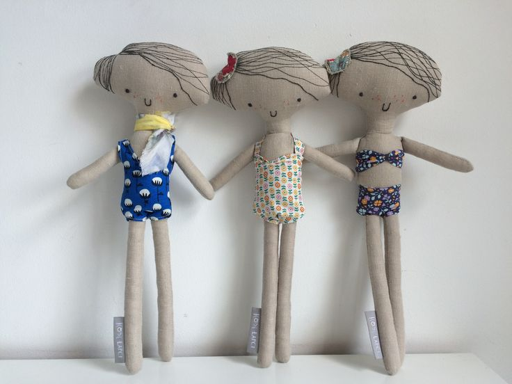 SS 2016 dolls   Available on www.kosilapci.com