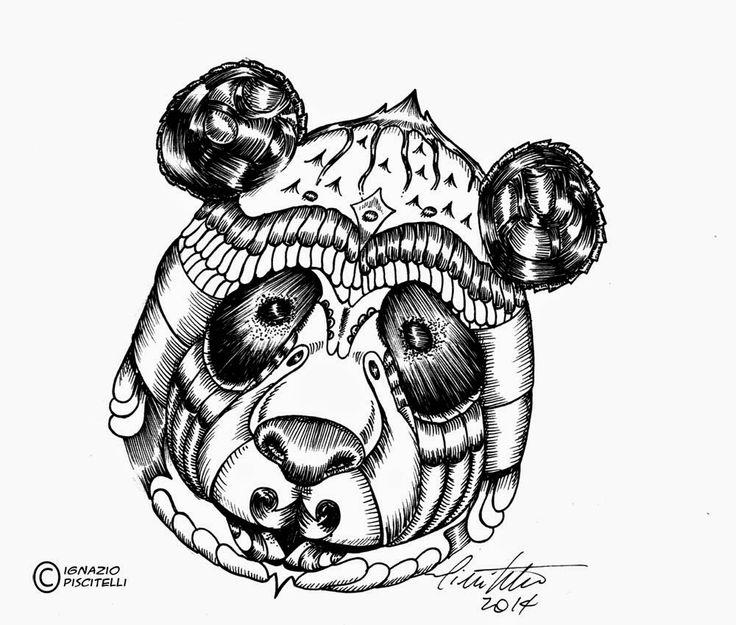 millevignette di ignazio piscitelli: Panda