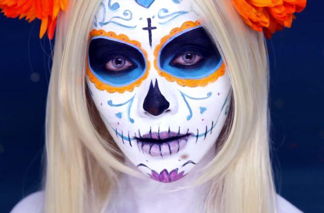 Best Of des meilleurs maquillages d'Halloween