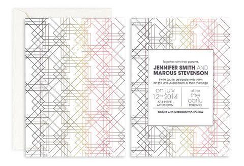 Autumnal Maze Invite – Jo's Paperie