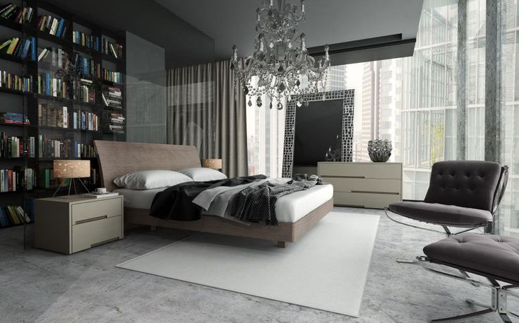 https://flic.kr/p/CBY6Yy | 2016 collection MAZZALI GRANDI ARMADI | Letto, comò e comodini SINTESI SINTESI bed, bedside table and chest of drawers