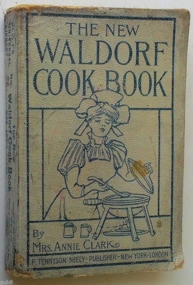 For Sale $23.56 ~ RARE 1899 ANTIQUE VICTORIAN COOKBOOK Cookery Recipes Home Management House #antique cookbooks #recipes