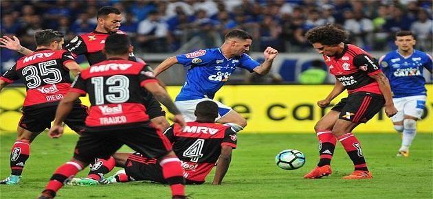 Flamengo X Cruzeiro Ao Vivo Online Hoje 08 08 2018 Cruzeiro Ao