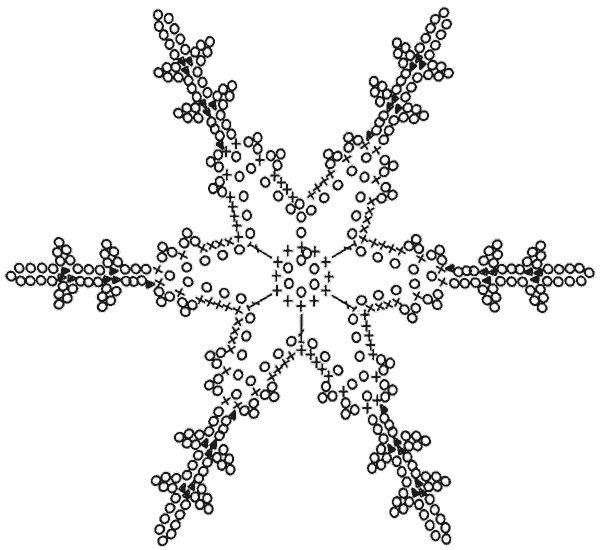 45 mejores imágenes de crochet christmas... en Pinterest | Ganchillo ...