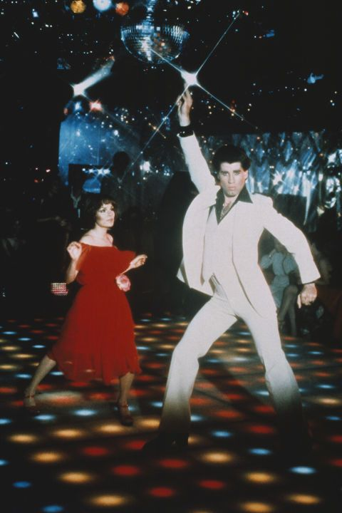 In 1977, disco emerges as one of the most popular genres of music thanks in part to the film Saturday Night Fever.
