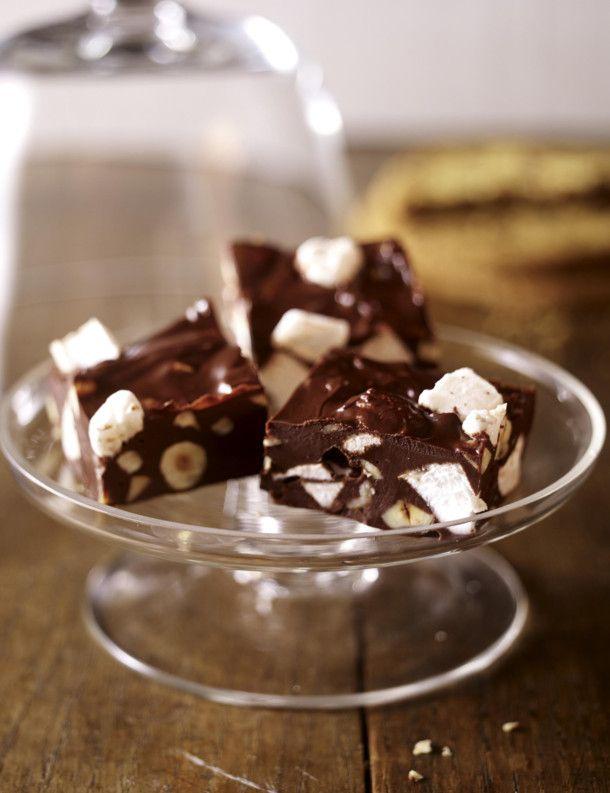 Marshmallow-Schoko-Konfekt