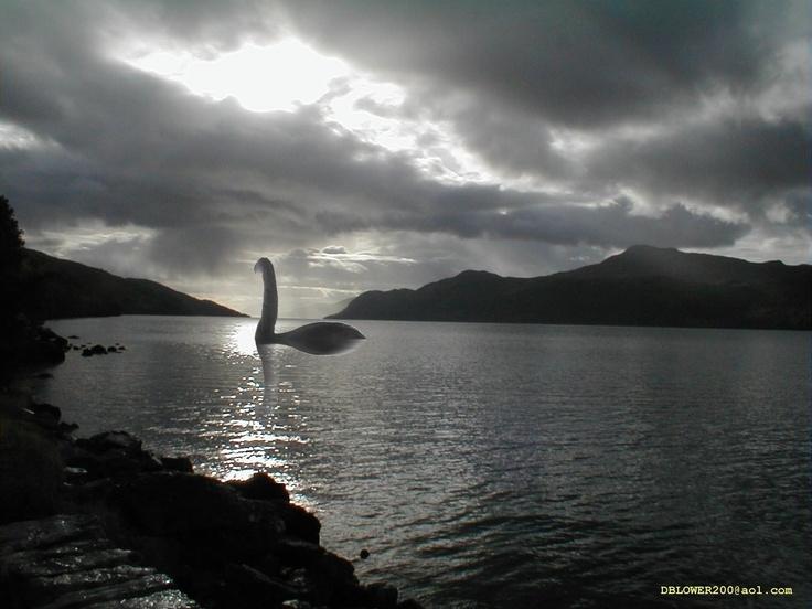 See Nessie in Loch Ness, Scotland | My Bucket List in 2019 ...