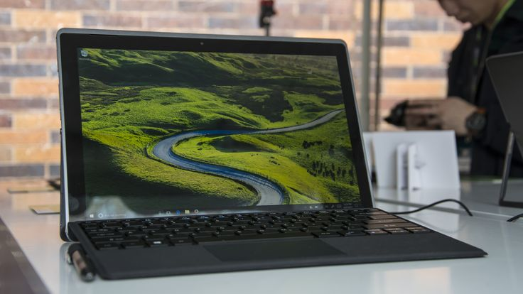 Acer is chucking devices at the wall and seeing what sticks, it seems. There are a lot of Acer-branded products on the horizon, ranging from niche devices like its VR headset and 360-degreecamera,to bog-standard gaming laptops like the Triton 700.