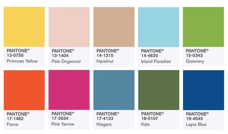 Quelles couleurs tendances pour la déco cet été ?*