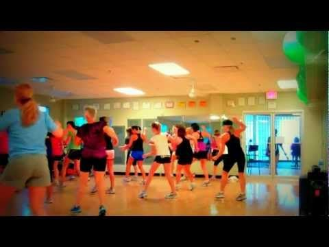 Zumba Workouts on Youtube! Check it out. I love zumba, it makes working out so fun!