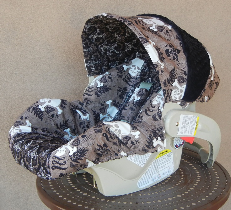 Baby Car Seat Cover, Boy Car Seat Cover, Infant Car Seat