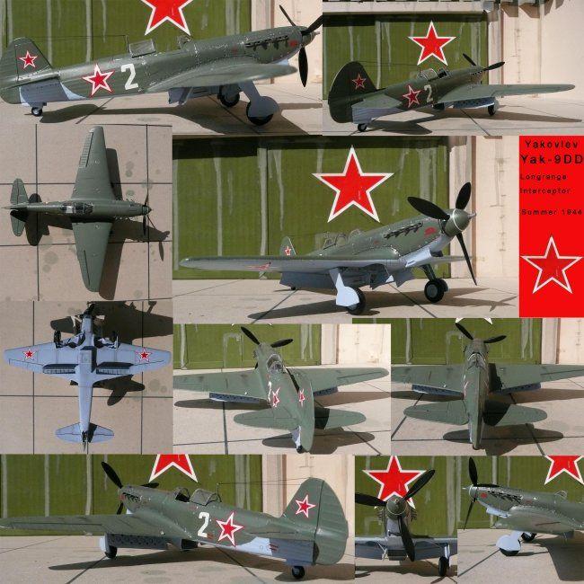1/48 Angler YaK-9DD by KNES Armin