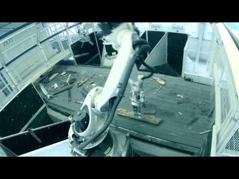 ZenRobotics Recycler ramp-up, Baetsen Facility, The Netherlands