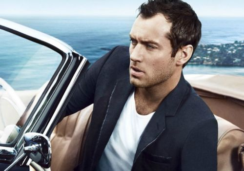 Jude Law, Dior Homme Cologne