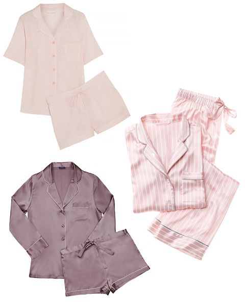 Treat Yourself to a Cute Valentine's Day Pajama Set  #InStyle