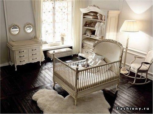 Уютная детская комната / роспись стен в детской комнате