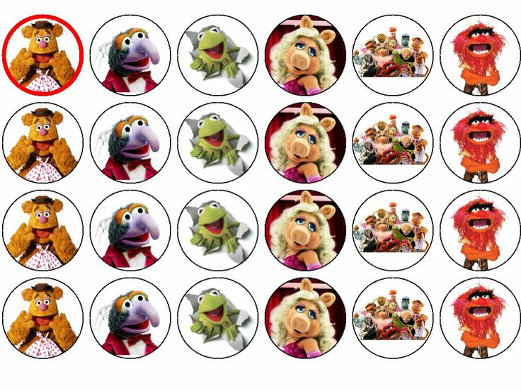 17 Best images about Muppets Printables on Pinterest | The muppets ...