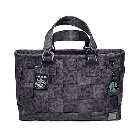 Harveys for Disney Couture Tim Burton's The Nightmare Before Christmas Bat Print Carriage Bag