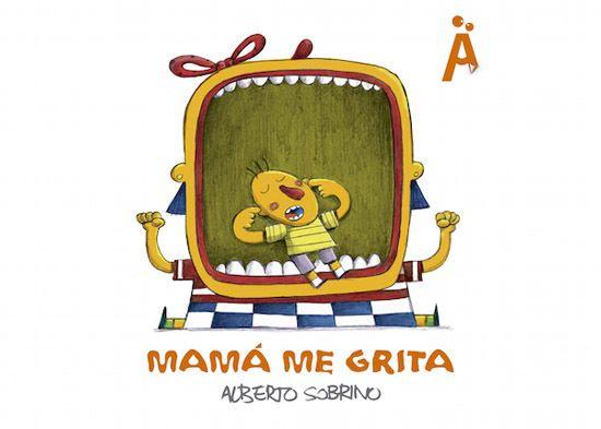 mi mama me grita @amigosdepapel