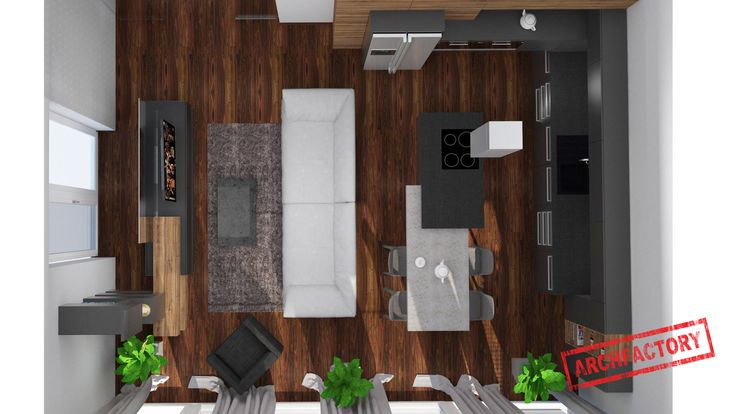 #visualization of livingroom