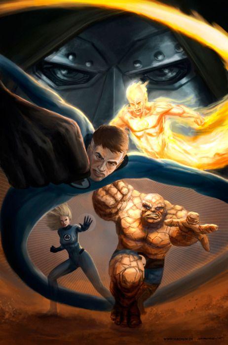 The Doomed Fantastic Four
