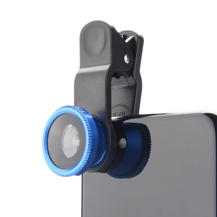 Original 3-in-1 Wide Angle Macro Fisheye Lens Kit with Clip 0.67x Mobile Phone Fish Eye Lenses for iPhone For Samsung All Phones //Price: $2.24//     #shopping