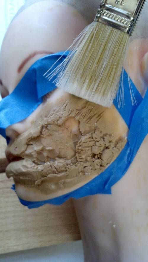 DIY : Molds for prosthetics & Recipe for Prosthetic Gelatin! (pic heavy & scary) - OCCASIONS AND HOLIDAYS