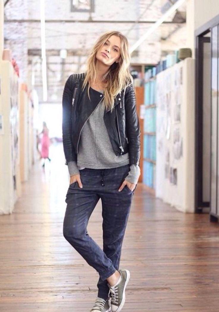 20 Ideas para tener el outfit perfecto utilizando unos increíbles  pantalones Jogger