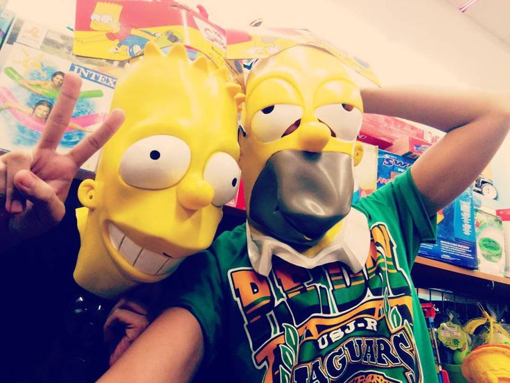 The Simpsons  #tulfobrothers