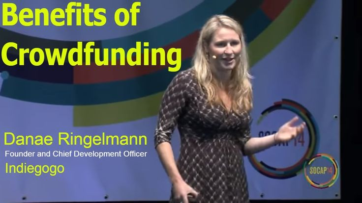Crowdfunding Explained and Crowdfunding Tips from Indiegogo Founder and ...