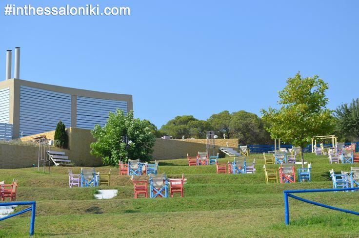 ● Nea Kallikrateia (Kalikratia) - Halkidiki - A stylish & colorful beach bar.  ● Νέα Καλλικράτεια - Χαλκιδική, ένα πολύ όμορφο και πολύχρωμο μπάρ δίπλα από την θάλασσα   ● #greece #chalkidiki #kalikrateia #griechenland #χαλκιδικη #καλλικρατεια #ελλαδα #travel #tourism #vacation #destination