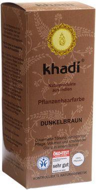 Khadi® Tinta Vegetale - Castano Scuro