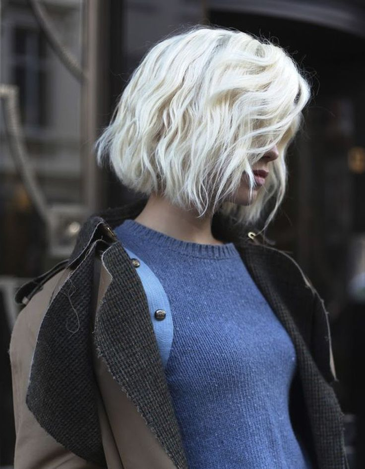 257 best images about hair on pinterest - Coupe carre effile ...