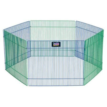 """Midwest Small Animal Play Pen, 15"""" x 19"""""""