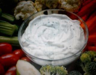 Recette - Sauce apéritives pour légumes crus | 750g